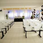 Capela da Reconciliação e do Perdão 1º Piso